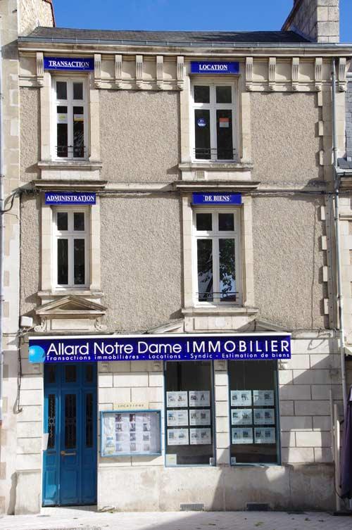 Tout L Immobilier A Poitiers Avec Agence Notre Dame